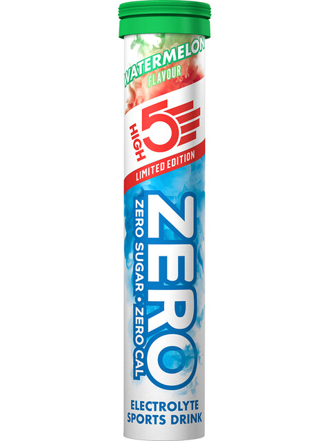 High5 Electrolyte Drink Zero Tabs Watermelon 20x4g